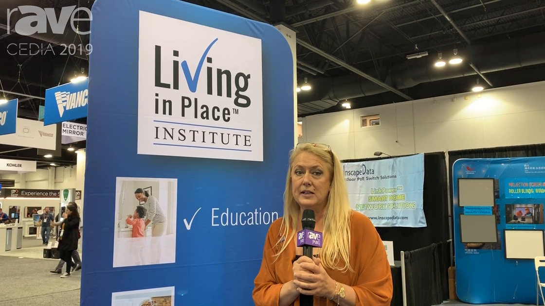 CEDIA 2019: Living in Place Institute Talks About How AV Integrators Can Help People Thrive at Home