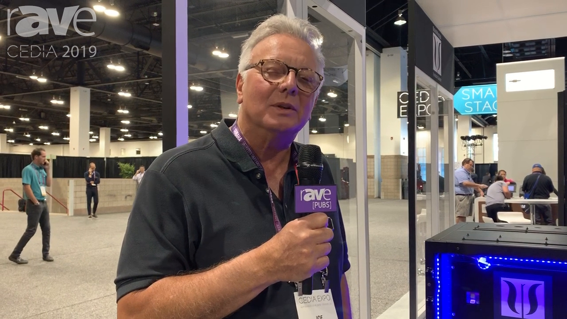 CEDIA 2019: RoseWater Energy Previews Smaller Prototype Energy Storage System