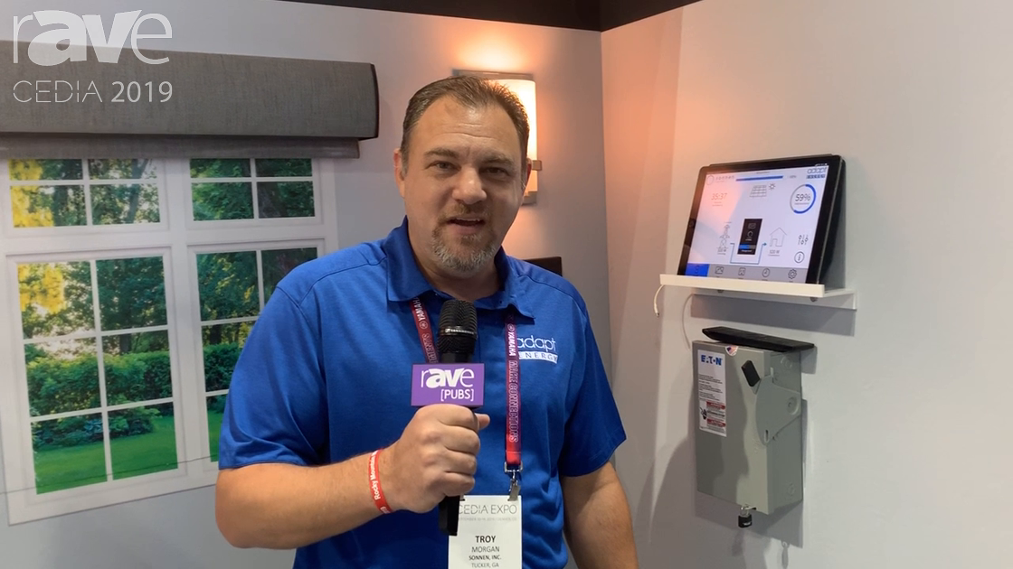 CEDIA 2019: PanTech Design Shows How the Adapt Energy Service Helps During Power Loss
