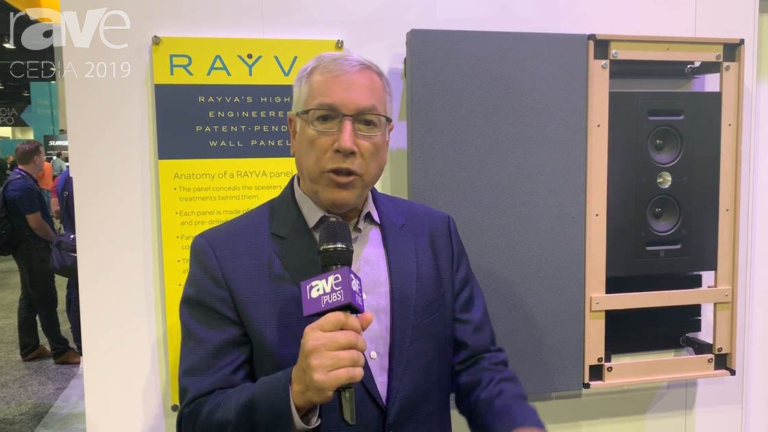 CEDIA 2019: RAYVA Offers a Modular, Turnkey $104,000 Home Theater Featuring Origin Acoustics