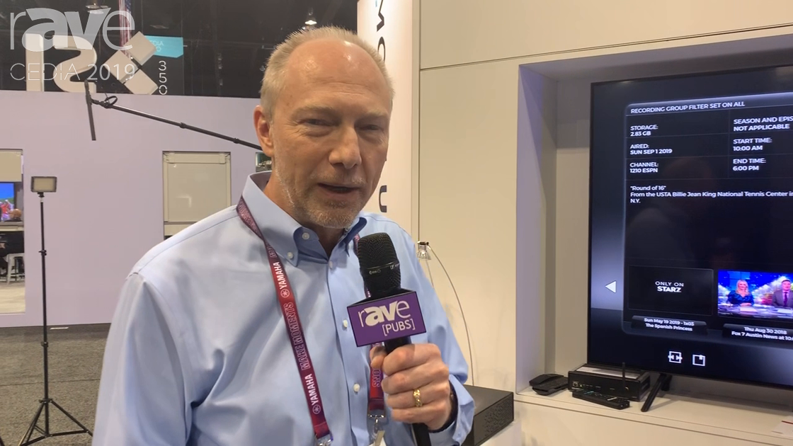 CEDIA 2019: Modulus Media Shows the MX1 Mini Media Server