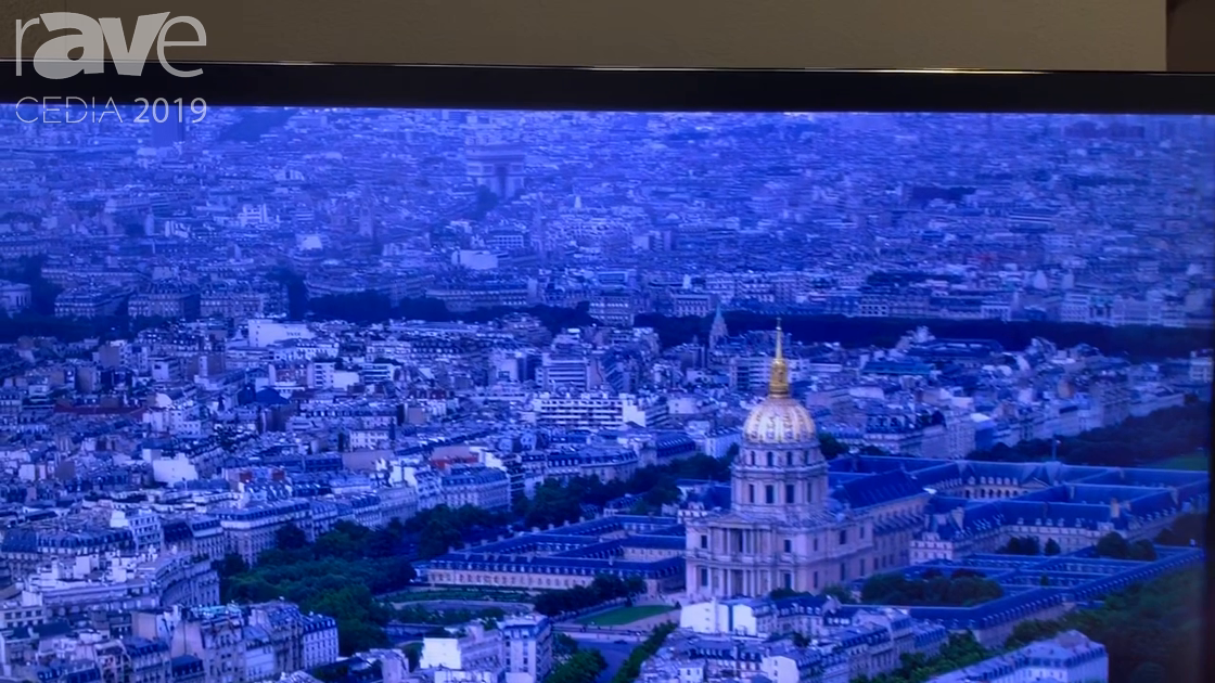 CEDIA 2019: SnapAV Talks About SunBriteTV Veranda, Signature and Pro Series Outdoor TVs