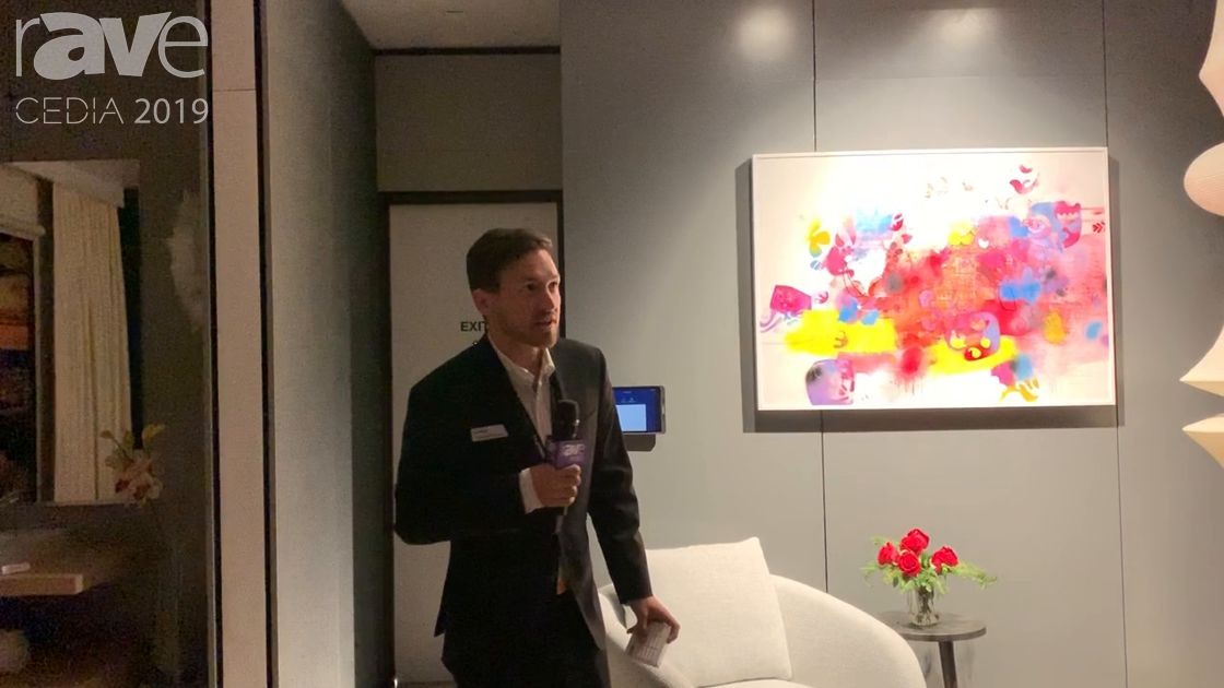 CEDIA 2019: Lutron Demos How the Ketra Lighting System Can Highlight Art With Vibrancy
