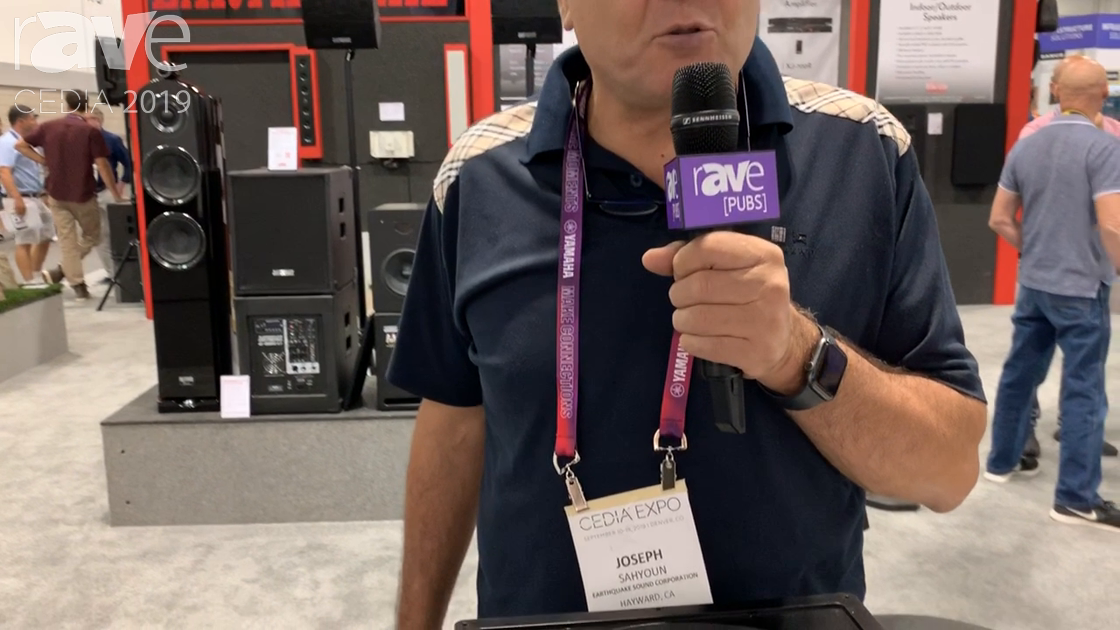 CEDIA 2019: Earthquake Sound Introduces Its 10″ SWS Subwoofer