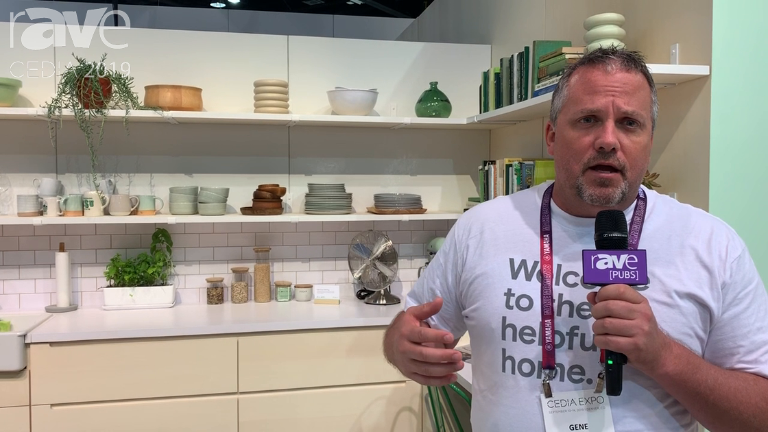 CEDIA 2019: Google Nest Intros Next Home Hub Max