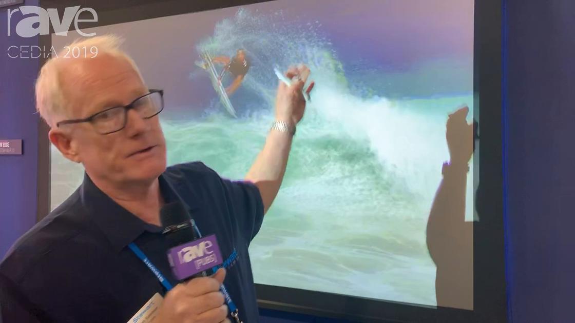 CEDIA 2019: Stewart Filmscreen Highlights Its Luxus Retractable Screen