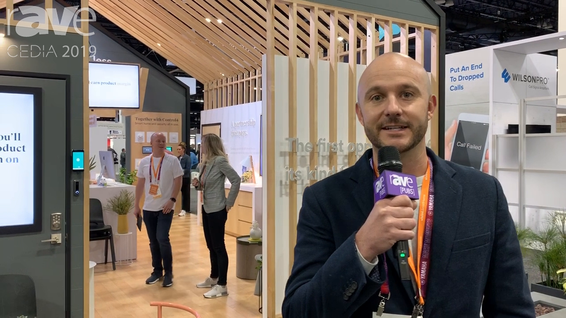 CEDIA 2019: Vivint Smart Home Talks About White Glove Service Offering for Custom Installers