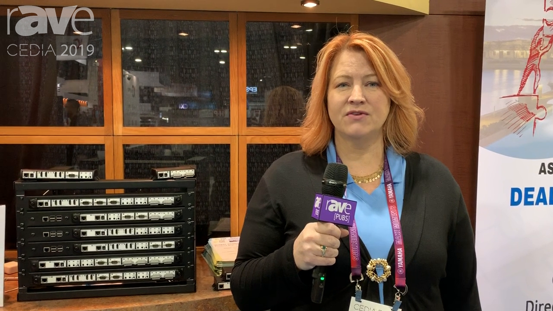 CEDIA 2019: Global Caché Talks Global Connect Line of IP-Enabled Connectivity Solutions