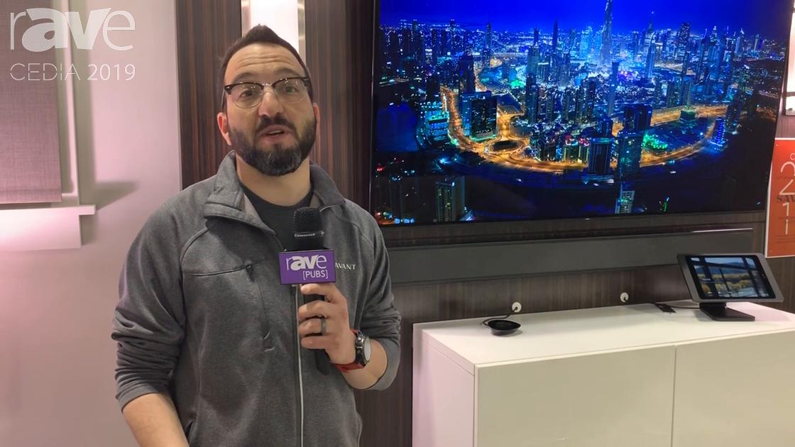 CEDIA 2019: Savant Debuts the New Savant Home App for Apple TV