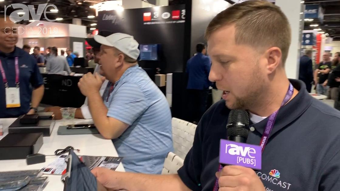 CEDIA 2019: Comcast Demos Eye Gaze Control for TVs, Which Improves Accessibility