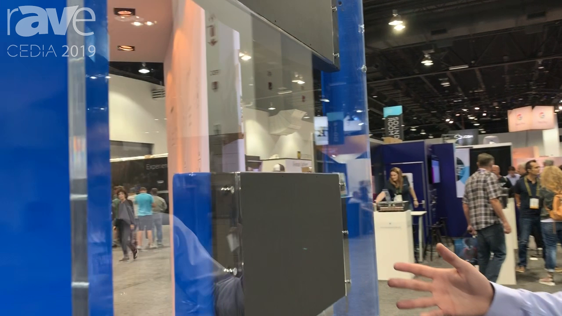 CEDIA 2019: Nakymatone Showcases In-Wall Invisible Speakers With One-Piece Body Design