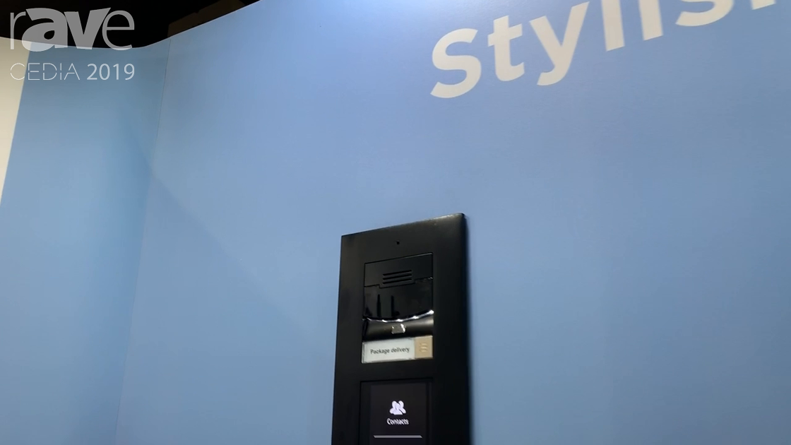 CEDIA 2019: 2N Presents the Verso Entryway System With Virtual Touchscreen