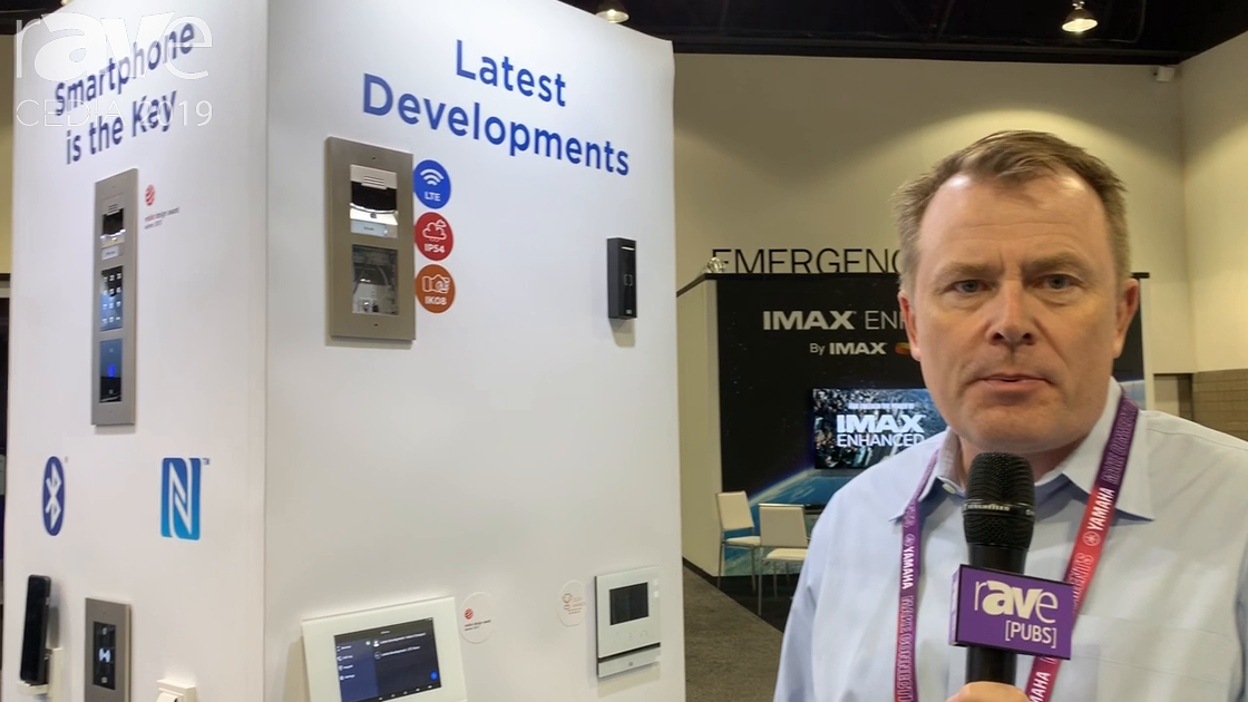 CEDIA 2019: 2N Intros Verso LTE Cellular Doorway Entry System and Intercom