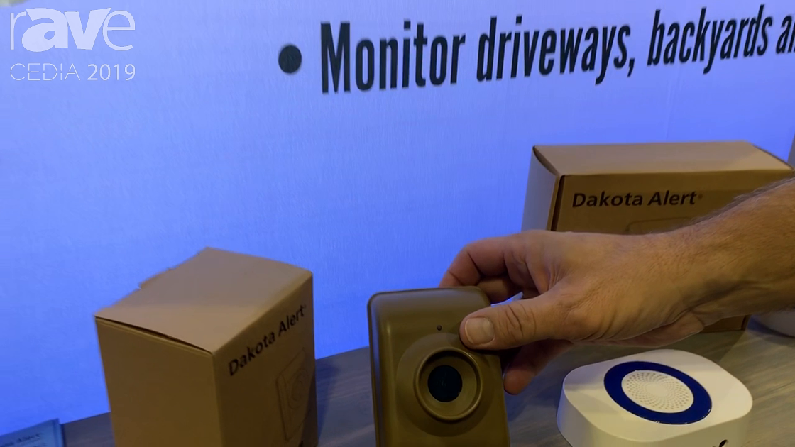 CEDIA 2019: Dakota Alert Presents DCMA-4000 Motion Detection System