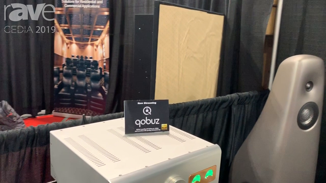 CEDIA 2019: Dan D'Agostino Intros Progression Integrated Amp, Shows Stromtank Battery Power Supply