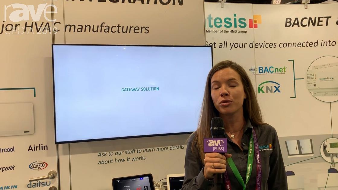CEDIA 2019: Intesis Explains HVAC Contol System for Whole Homes