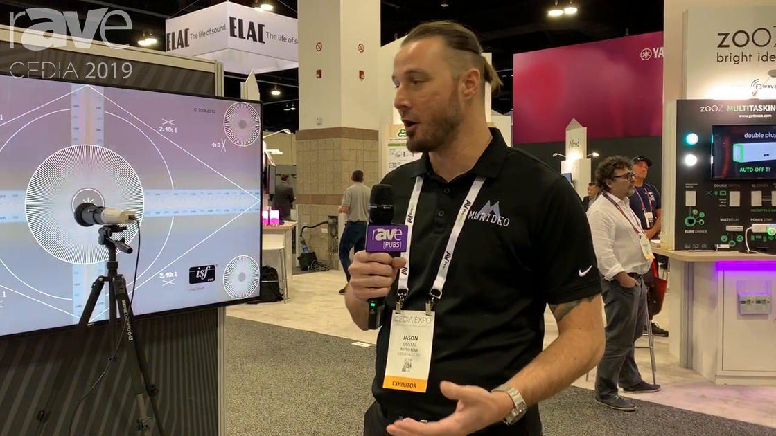 CEDIA 2019: Murideo Upgrades CalMAN Software, Now Automated