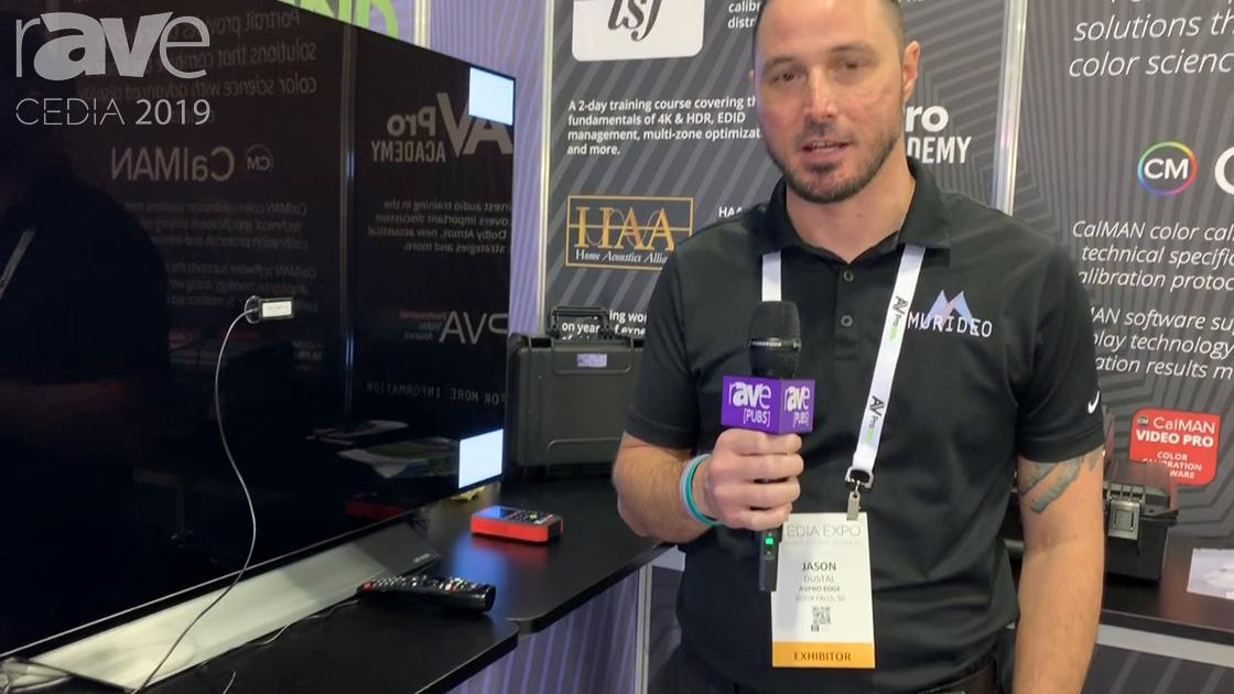 CEDIA 2019: Murideo Reveals New Seven Generator for Display Calibration, Plus Audio Testing