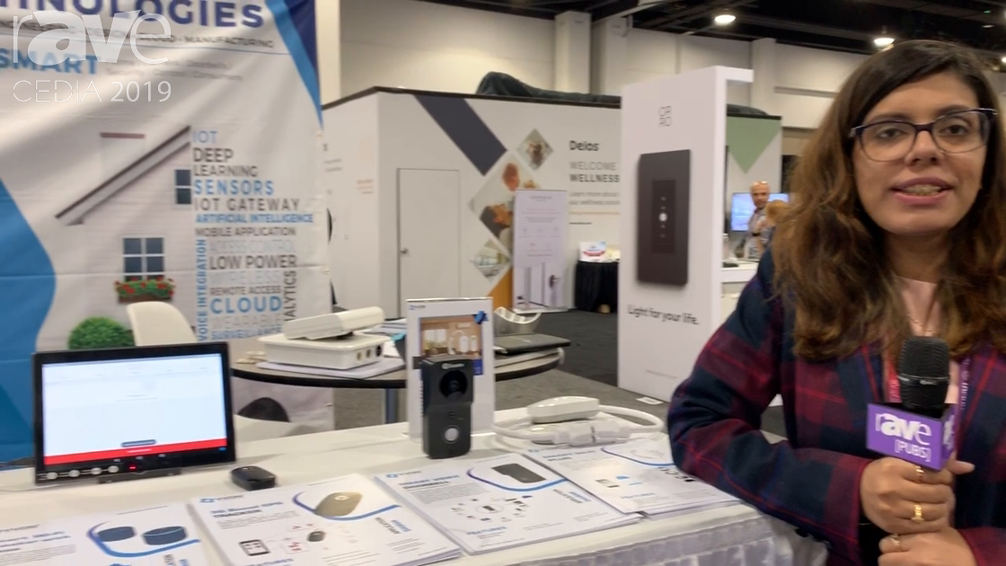 CEDIA 2019: VVDN Technologies Offers Product Engineering, Design, Cloud and Manufacturing Solutions