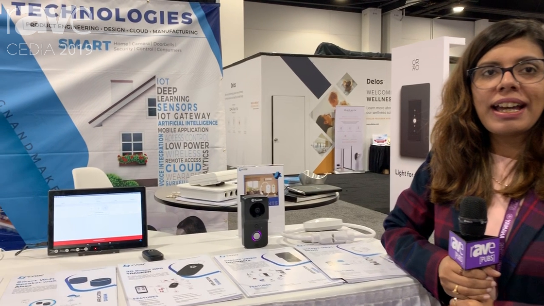 CEDIA 2019: VVDN Technologies Offers Product Engineering Solutions