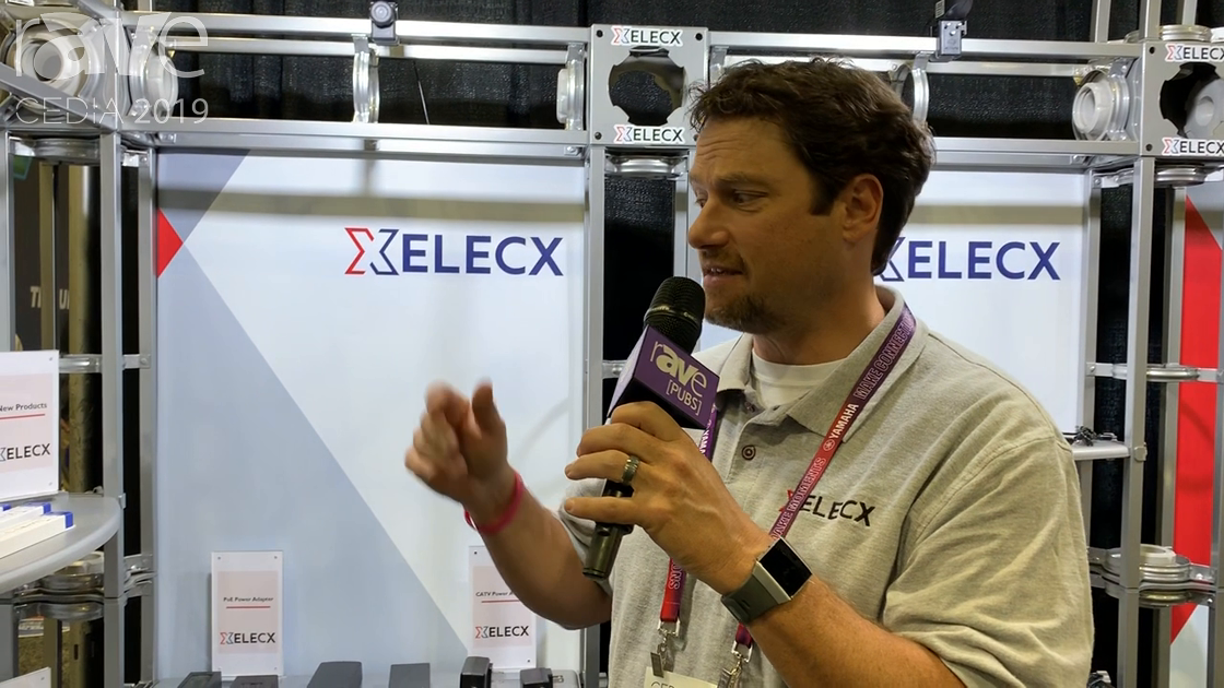 CEDIA 2019: Xelecx Shows Off IP67 LED Driver Series