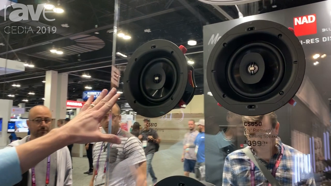 CEDIA 2019: PSB Speakers Shows Off Custom Sound In-Ceiling Speakers and SUB28 In-Wall Subwoofer