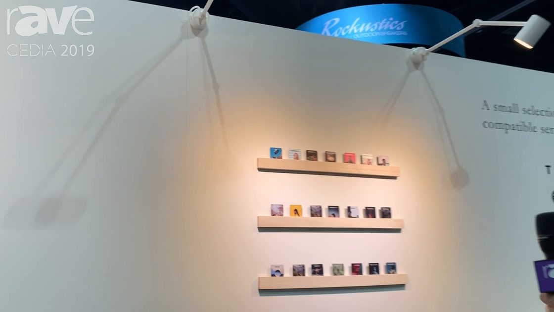CEDIA 2019: SENIC Presents Smart Art Wall Decor With Audio Streaming Through Spotify
