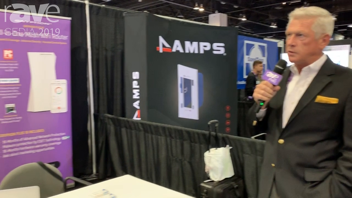 CEDIA 2019: Gryphon Online Safety Debuts All-in-One AC3000 Mesh Router With 100% Malware Protection