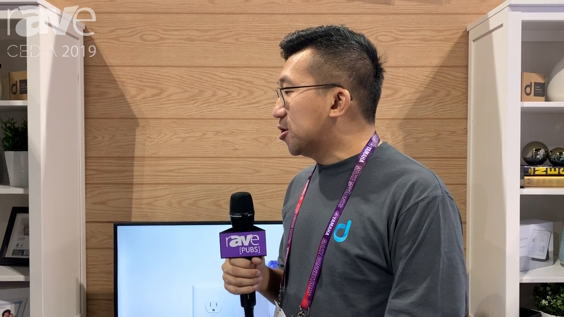 CEDIA 2019: doqxD Exhibits a Mounting Solution for Google Home Mini