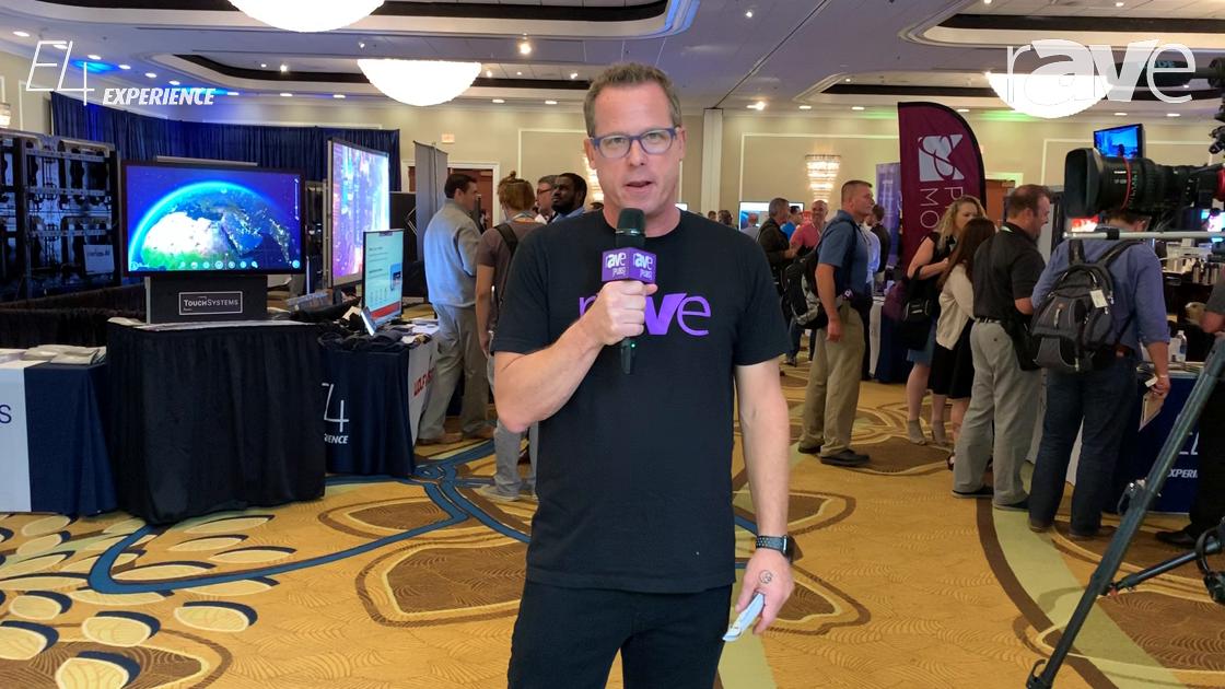 E4 Experience: Gary Kayye Gives LIVE Tour of Almo Pro AV E4 Experience NYC Metro Event