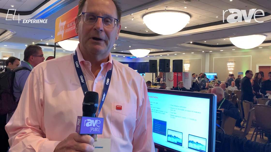 E4 Experience: Barco Talks About ClickShare as a Platform for Wireless Collaboration