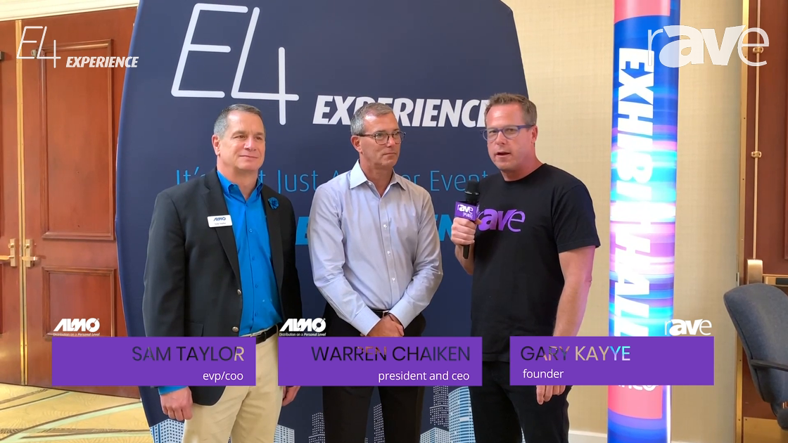 E4 Experience: Almo Pro A/V Veterans Warren Chaiken and Sam Taylor Talk 10 Years of Love