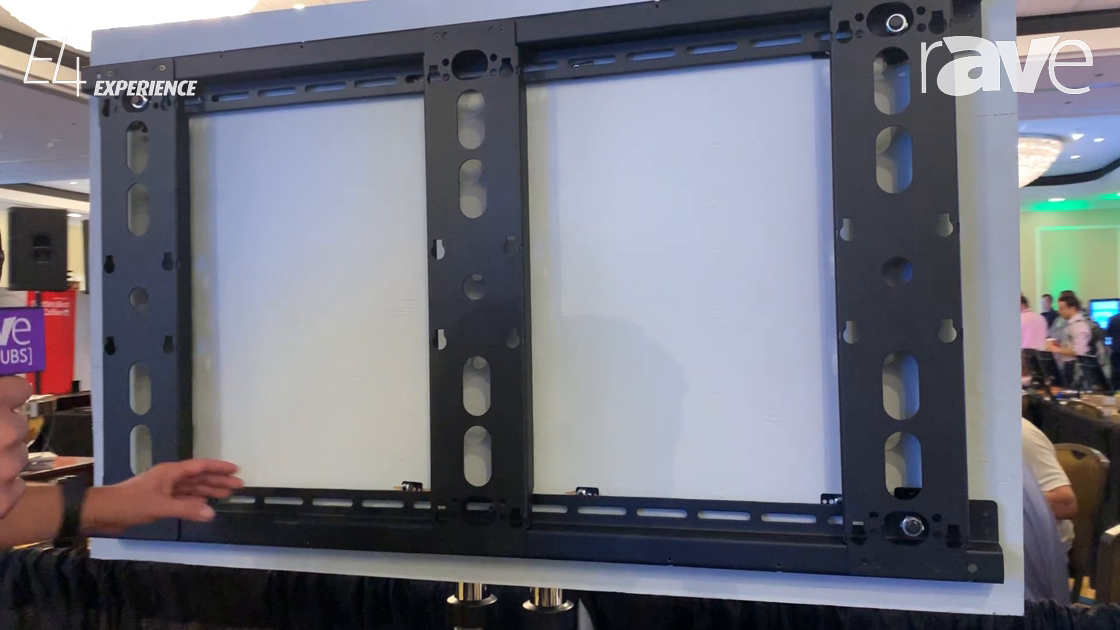 E4 Experience: Premier Mounts Highlights the Convergent ADA-Compliant Direct-View LED Mount Series