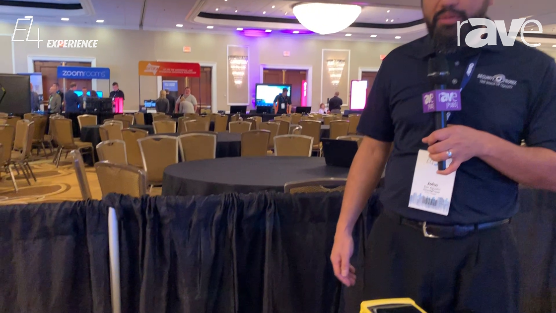 E4 Experience: SecurityTronix Shows IP BUDDY+ Camera Test Meter for Quick and Easy Configuration