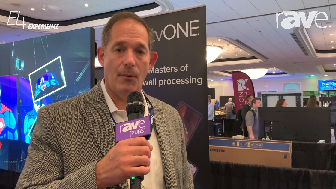 E4 Experience: tvONE Shows CORIOmaster micro and CORIOview Multiwindow Processor with Meeting Mode