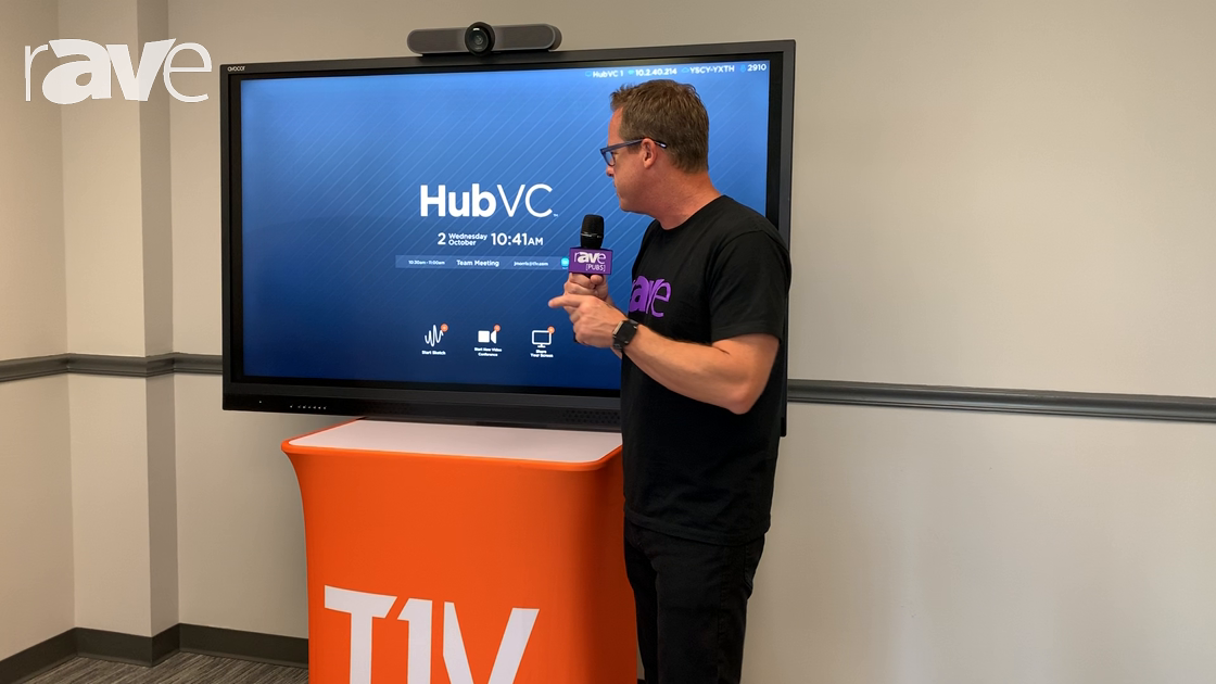 Gary Kayye Goes LIVE from the T1V Headquarters in Charlotte, NC for the HubVC Launch!