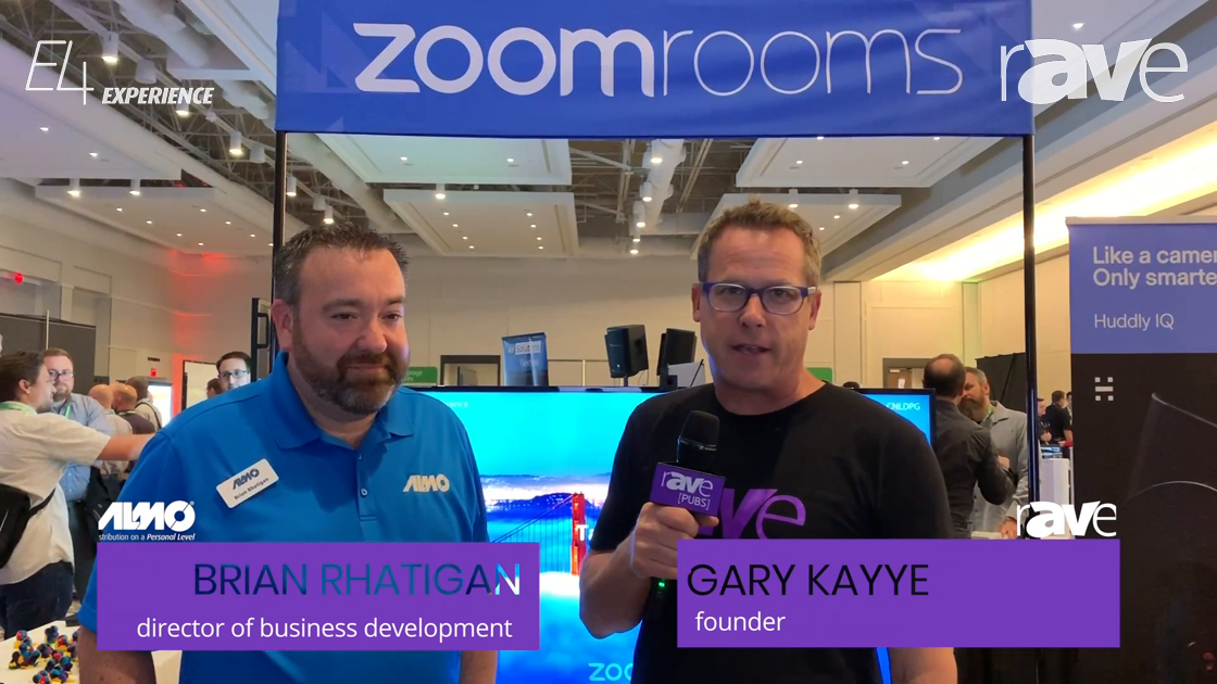 E4 Experience: Gary Kayyes Talks to Brian Rhatigan About Zoom Room Kits
