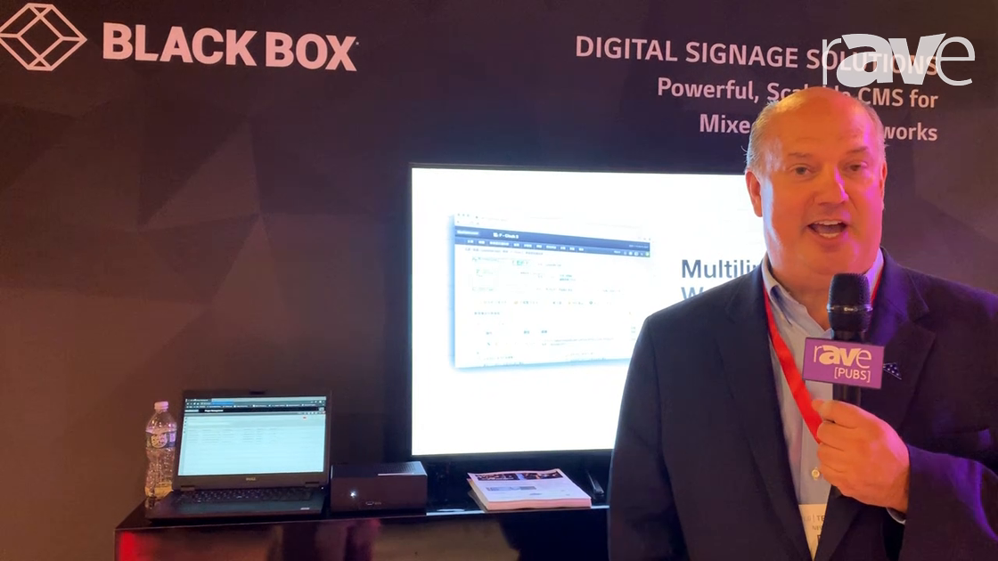 NYDSW: BlackBox Features iCOMPEL System-on-Chip Digital Signage Solution at the LG TechTour