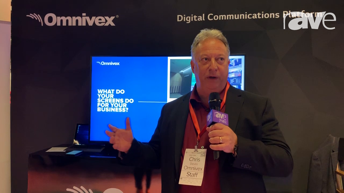 NYDSW:  Omnivex Discusses Its Digital Communications Platform at the LG TechTour