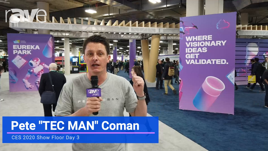 CES 2020: Your Daily CES Wrap-Up from Pete Coman, Show Floor Day 3