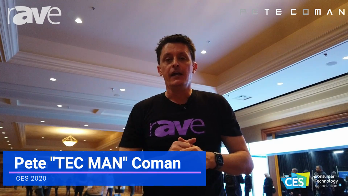 CES 2020: Your Daily CES Wrap-Up from Pete Coman, Media Day 1