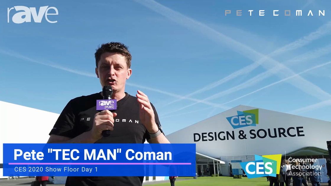 CES 2020: Your Daily CES Wrap-Up from Pete Coman, Show Floor Day 1