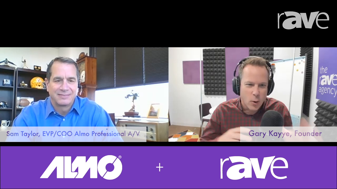 An Interview With Sam Taylor From Almo Pro AV