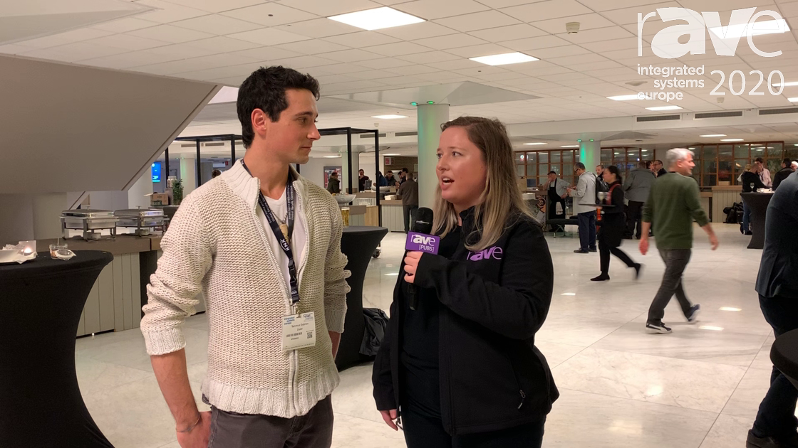 ISE 2020: Steph Beckett Talks to Tammuz Dubnov of Zuzor About Experiential Design