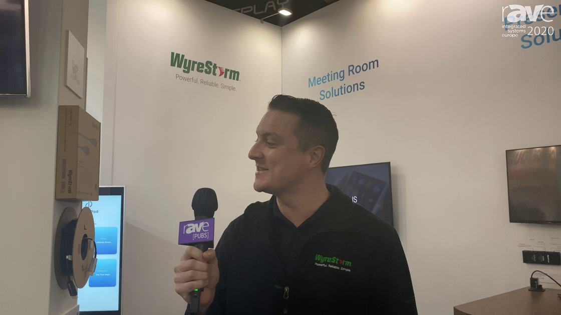 ISE 2020: Wyrestorm Shows Off HDBaseT Signal Extension Solutions, New Range of Active Fiber Cables