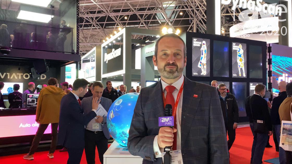 ISE 2020: Barco Presents UDM-4K22 4K Laser Projector, Ideal for Large Venue Projection