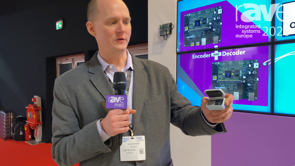 ISE 2020: Macnica Americas Features ME10 SoC, an AV-Over-IP Chip Using AIMS SMPTE 2110 Standard