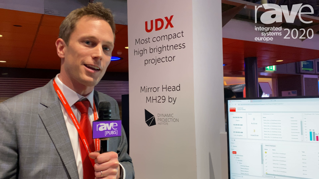 ISE 2020: Barco Highlights Its Overture Remote Monitoring and Management Enterprise Solution