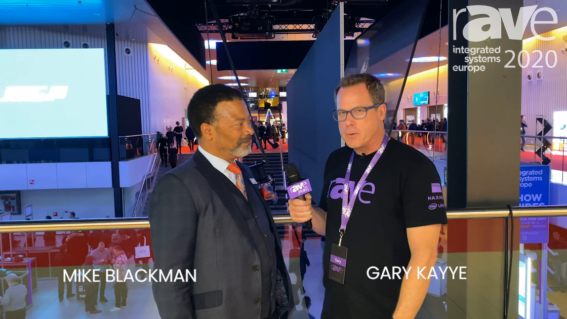 ISE 2020: ISE Managing Director Michael Blackman Talks Expectations for AV Market in 2020