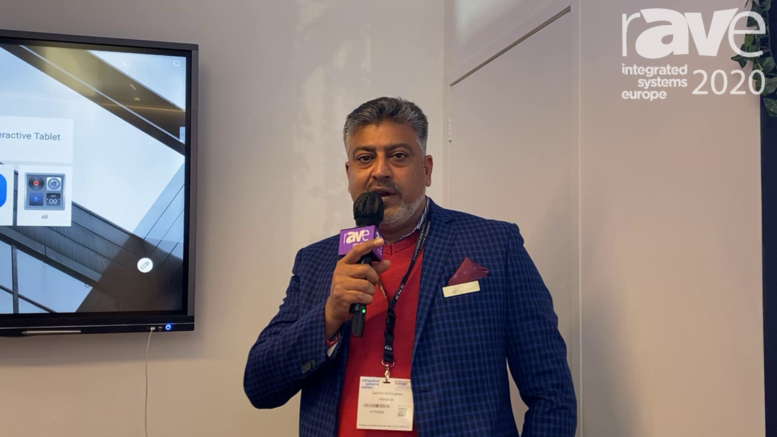 ISE 2020: Hikvision Features 65-inch 4K Interactive Monitor, Platform-Agnostic Display Solution